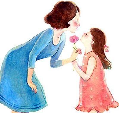 母亲节贺卡祝福语大全