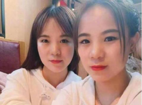 刷视频刷出的双胞胎姐妹系同卵双生