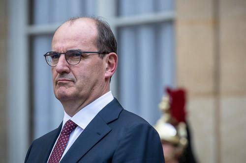 法国总理被确定为新冠病例密接者