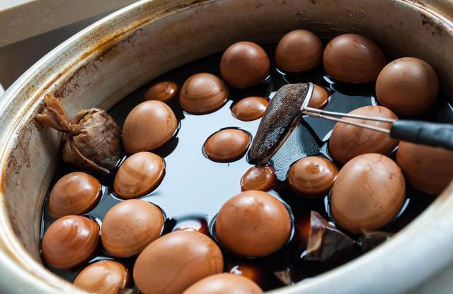 茶叶蛋能保存几天