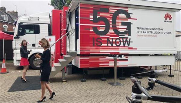 英国重罚使用华为设备者中方表态,英国首次5G商用成功