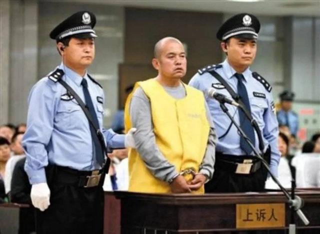 王书金二审维持死刑:未被认定为聂树斌案真凶