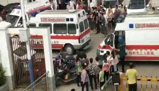 保安砍伤41名师生被判死刑原因