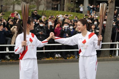 日本大阪将取消奥运火炬传递活动