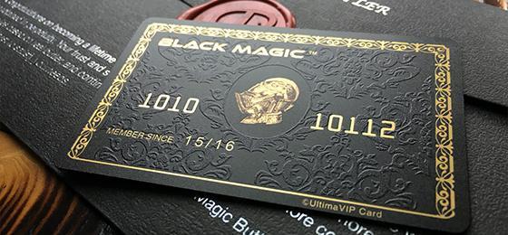 全球哪八位拥有黑卡