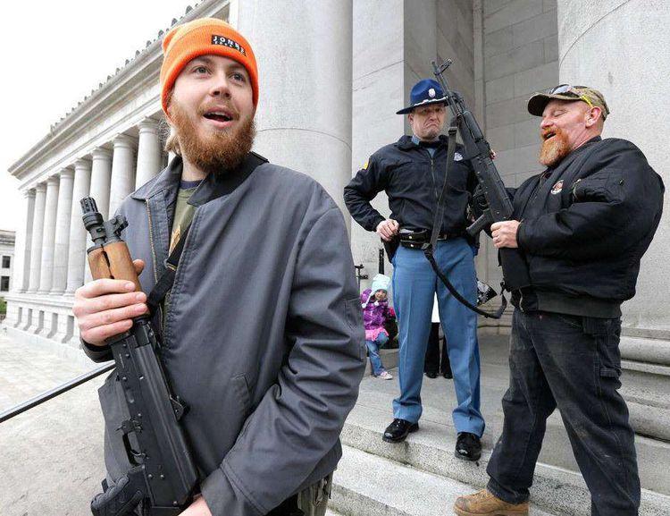 拜登称枪支暴力在美国是一种流行病