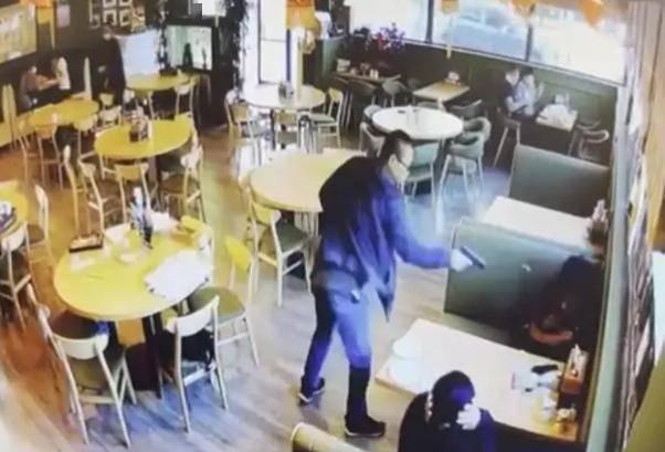 美国2名华人男女遭枪杀 现场曝光