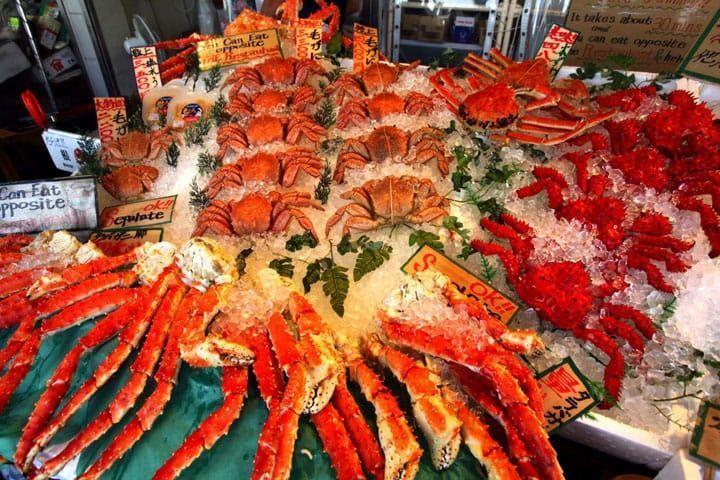 日本海鲜还能吃吗