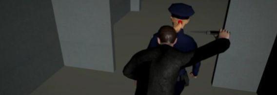法国反恐部门加紧调查持刀袭警事件1