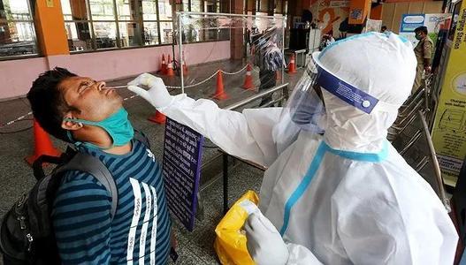 变异毒株在国内首次出现社区传播
