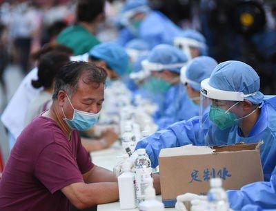 31省区市新增本土确诊11例 在广东