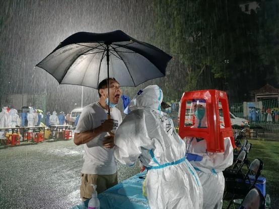 广州本轮疫情累计报告85例感染者