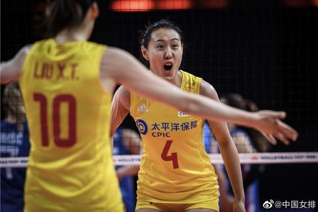 中国女排1-3不敌塞尔维亚女排