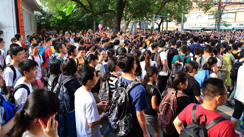北京为什么不统一高考试卷