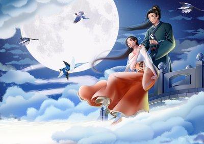 七夕节和情人节的区别