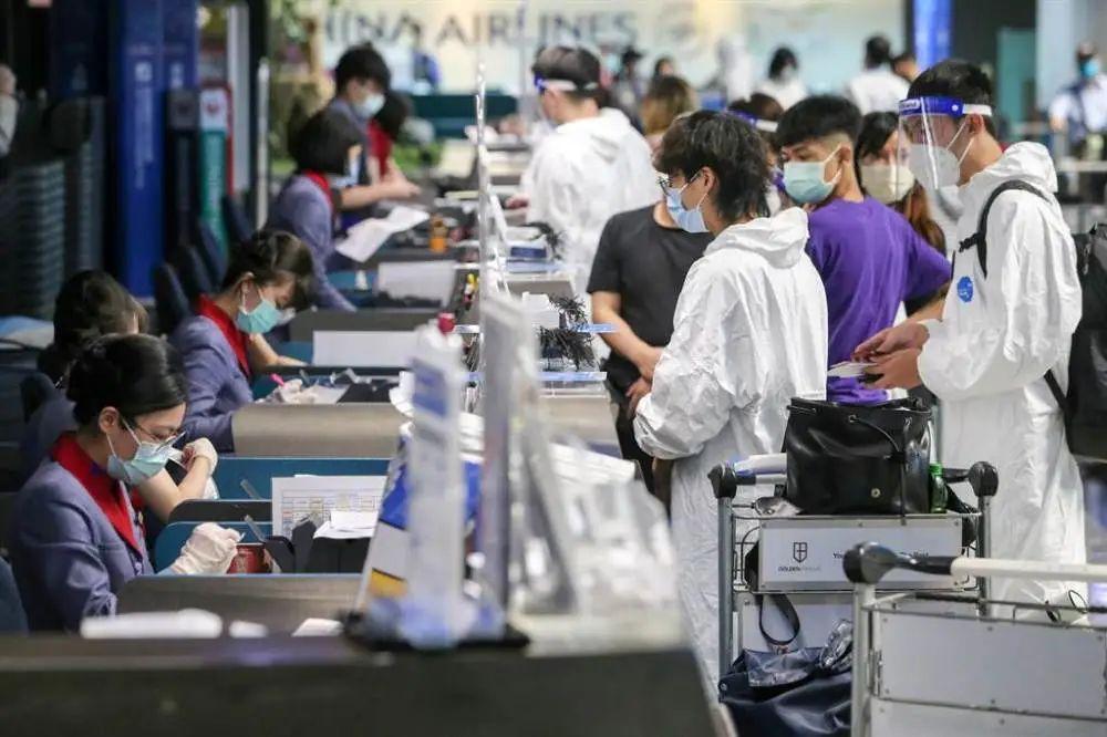 台湾民众组团赴大陆打疫苗