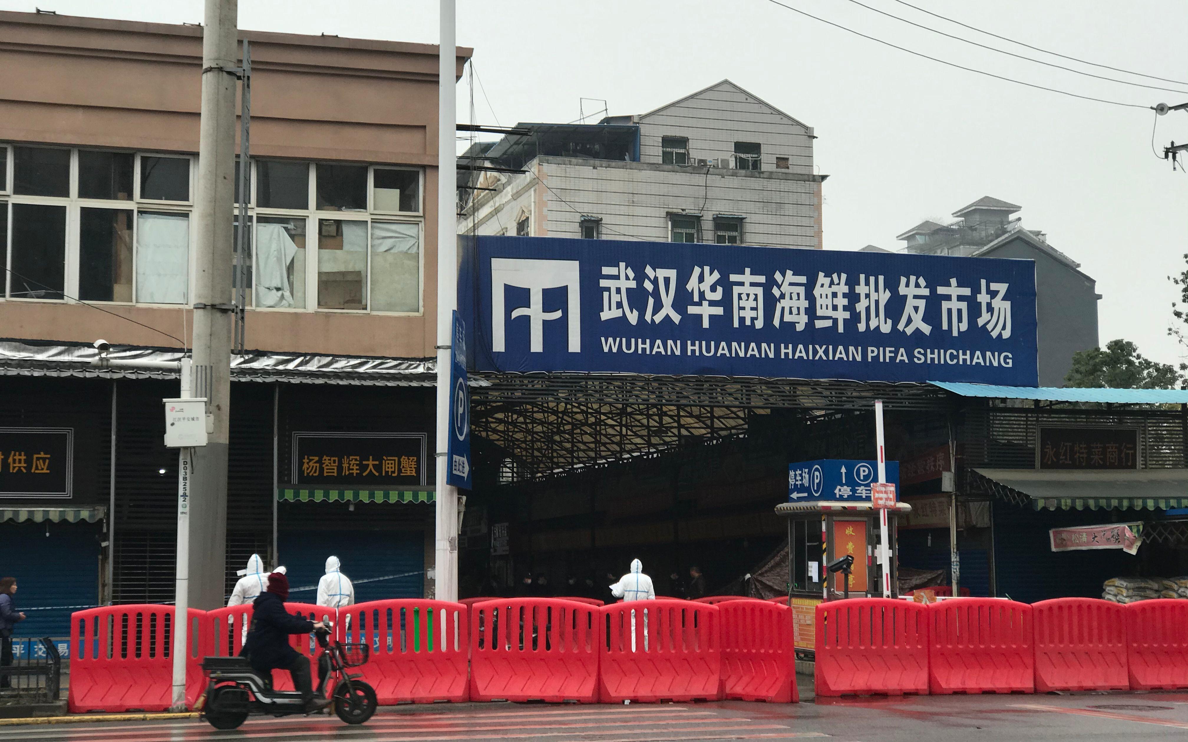 华南海鲜市场不是疫情的发源地