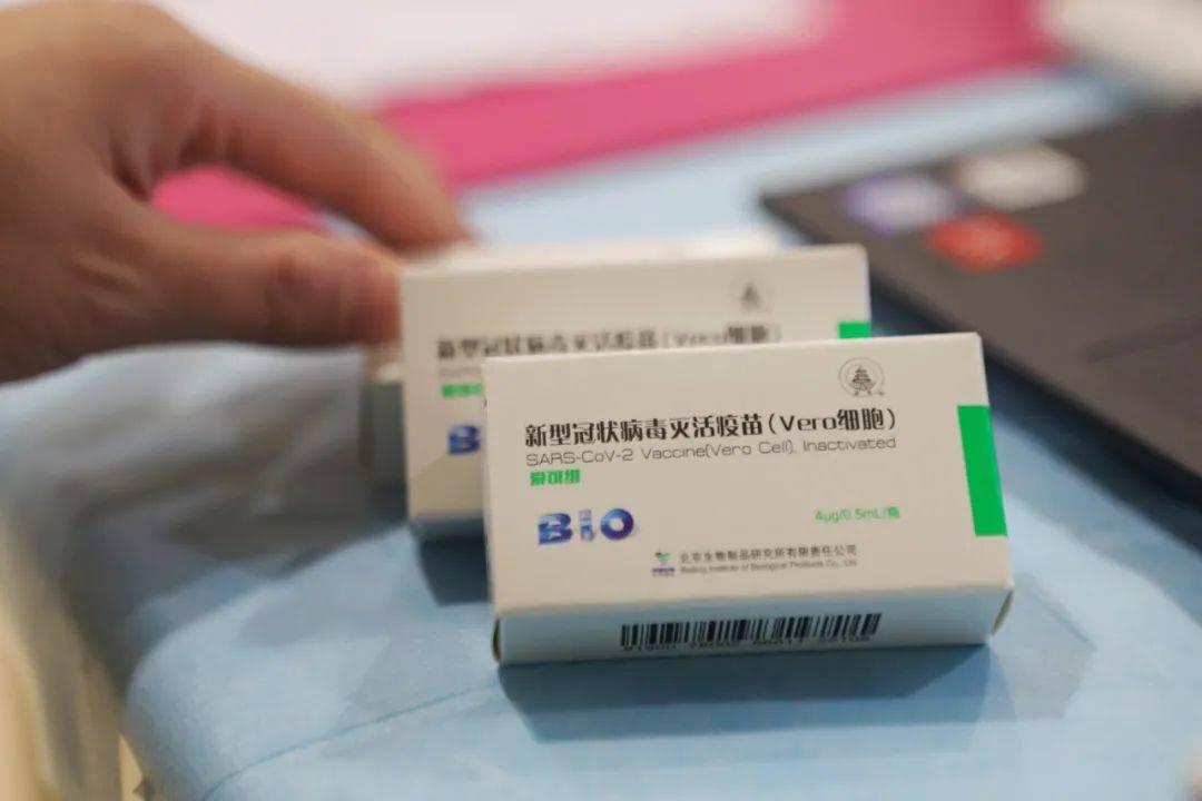 中国新冠疫苗接种超8亿剂次