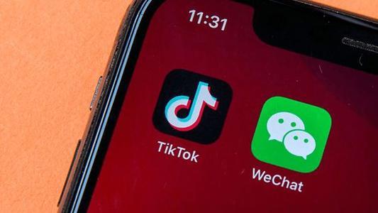 拜登撤销对TikTok及微信禁令