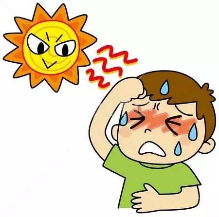 中暑后可以吹空调吗