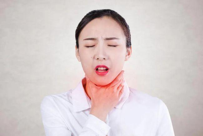 医生建议吃冰棒缓解感冒引起的咽痛