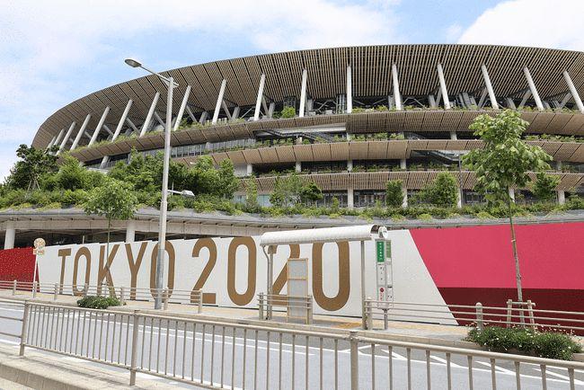 奥运圣火开始在东京都传递
