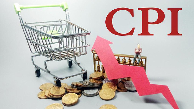 6月CPI同比上涨1.1%