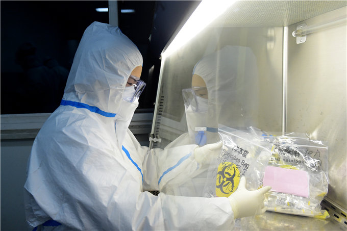 核酸检测呈阳性是什么意思