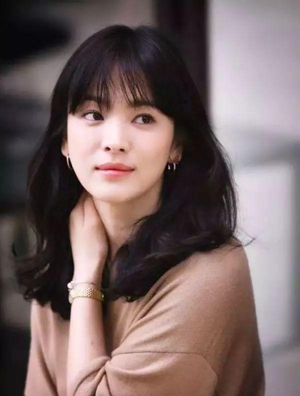宋慧乔在韩国地位