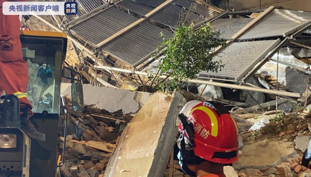 苏州酒店坍塌事故已救出14人 房屋倒塌的原因是什么