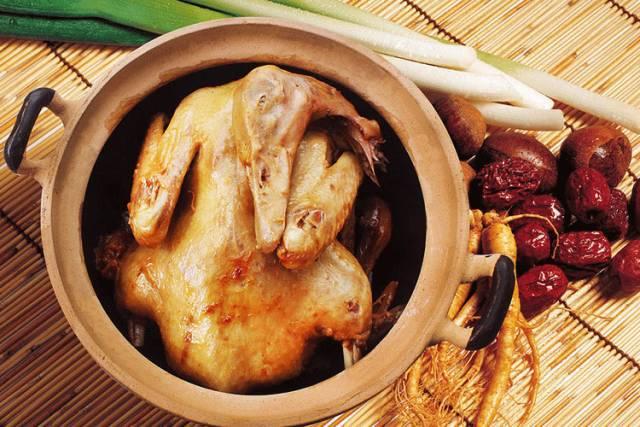 三伏天为什么要吃鸡肉