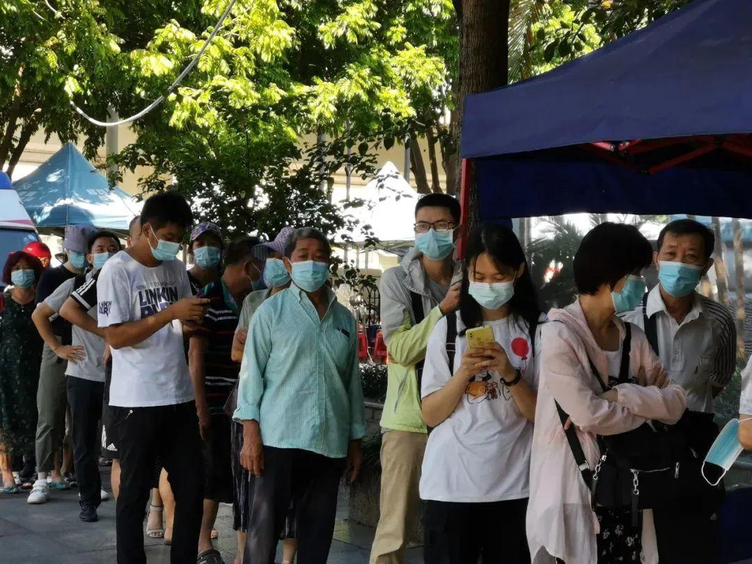 广西多地:家属未接种学生暂缓入学
