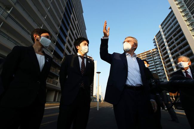 东京奥运村出现首例新冠确诊病例
