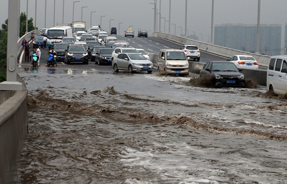 郑州暴雨最新消息实时