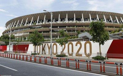 东京奥运会首场比赛开赛