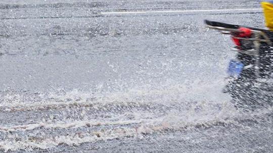 河南新乡最大持续降水量907毫米