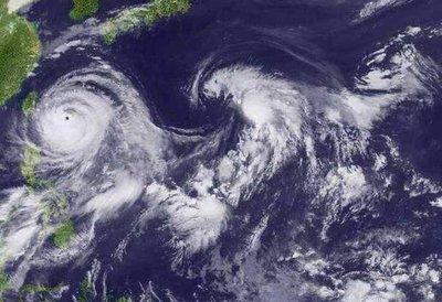 台风到来的说说