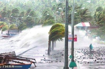 刮台风的说说搞笑句子