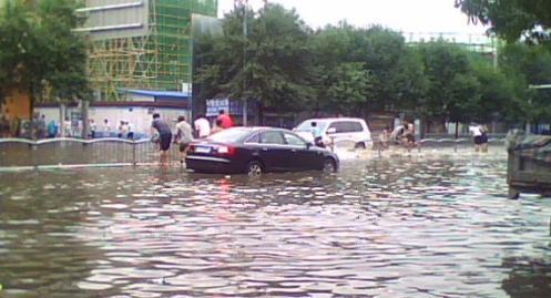 河南强降雨已致56人遇难5人失踪