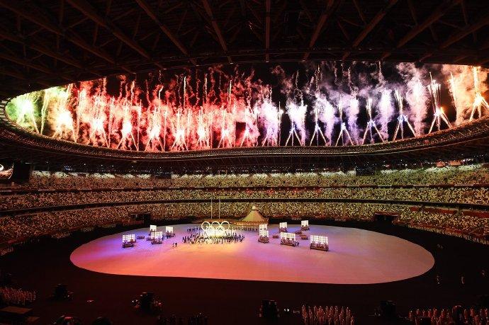 东京奥运会开幕式出场顺序