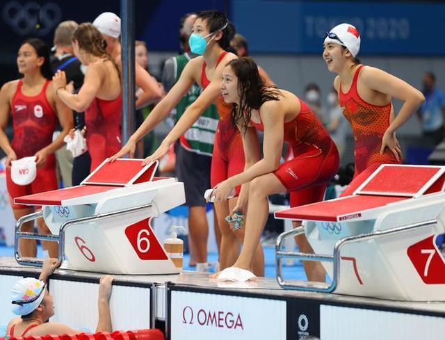东京奥运会第一个世界纪录诞生