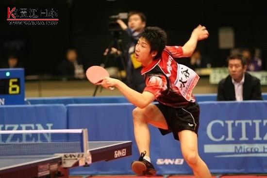 日媒称水谷隼是世界乒乓第一人