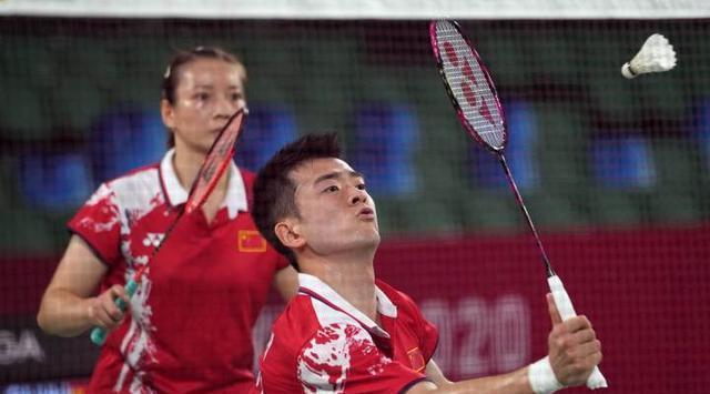 中国提前锁定羽毛球混双金银牌 混双决赛将于30日进行