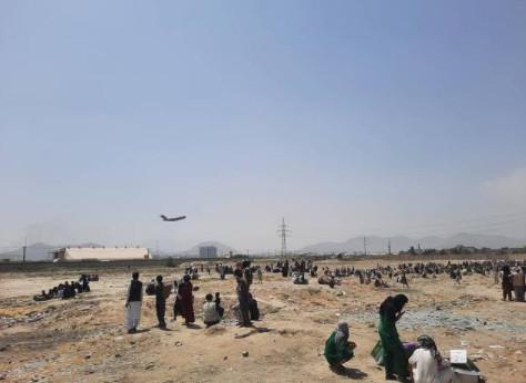 喀布尔机场被曝发生火灾 喀布尔机场起火的原因是什么?