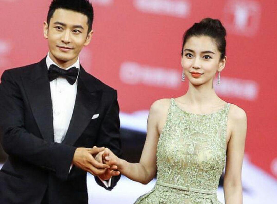黄晓明和baby官宣离的婚是真的吗