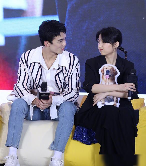 吴磊张子枫秘密恋爱