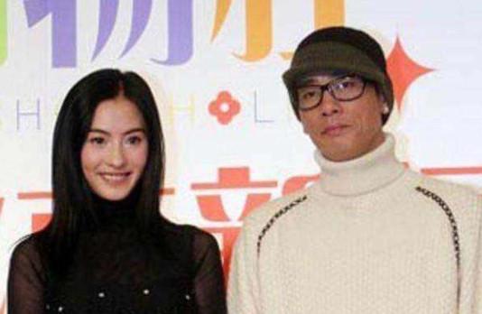 陈小春和张柏芝在一起过吗