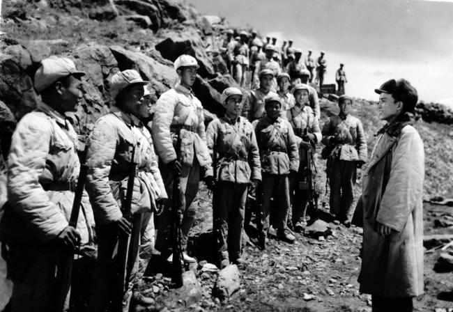 志愿军为什么不直接收复韩国