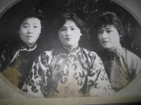 宋氏三姐妹哪个长得最漂亮