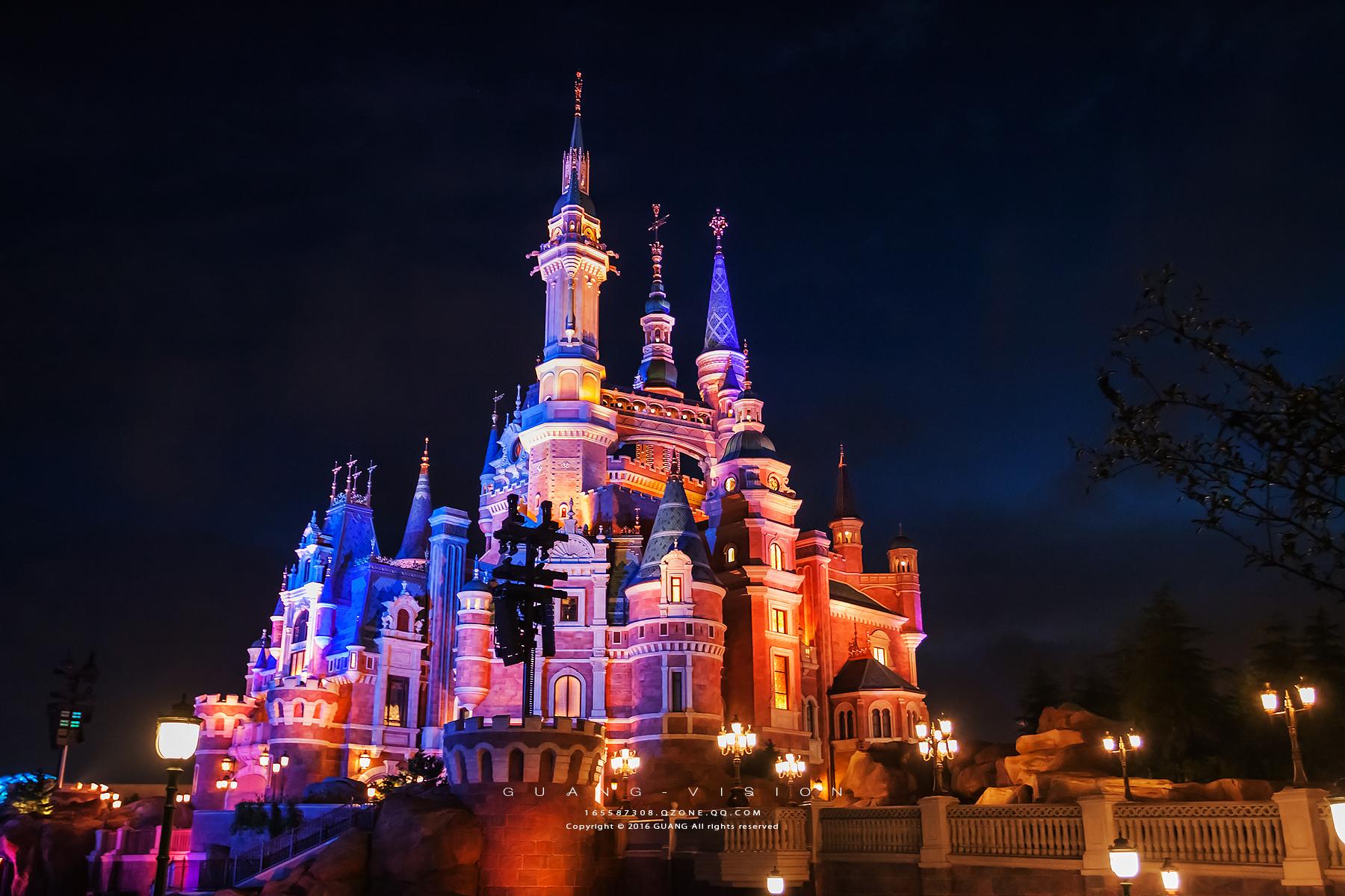 迪士尼乐园隐藏暗号